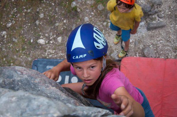 Odprte prijave za poletni plezalni tabor – Trenta 2020