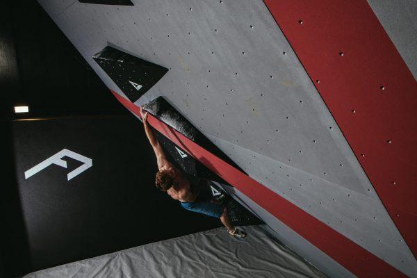 First ascent - Treningi za tekmovalce
