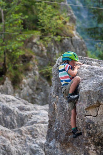 Novemberski plezalni izlet v Črni kal
