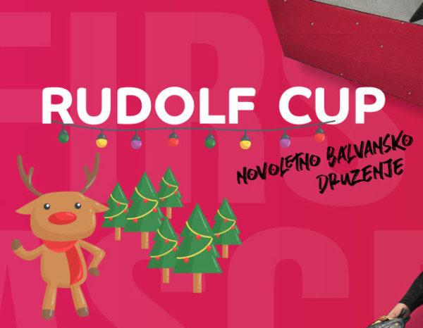 Rudolf cup – novoletno balvansko druženje